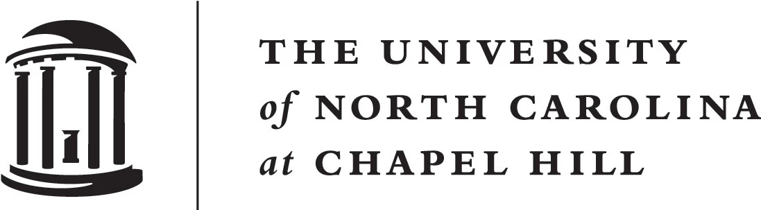 Black & White UNC Chapel Hill Logo